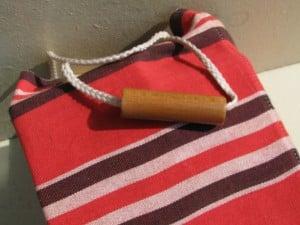Fifties bag with wooden blocks ('blokkenzak') of ADO by Ko Verzuu-5
