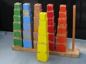 Pile construction with blocks attributed to ADO Ko Verzuu-4