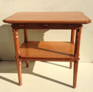 Tea table by Kropholler from 1921-1