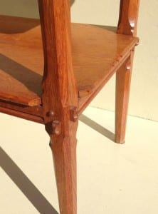 Tea table by Kropholler from 1921-3